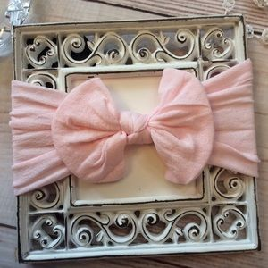 Other - Boutique Baby Girls Pink Headband